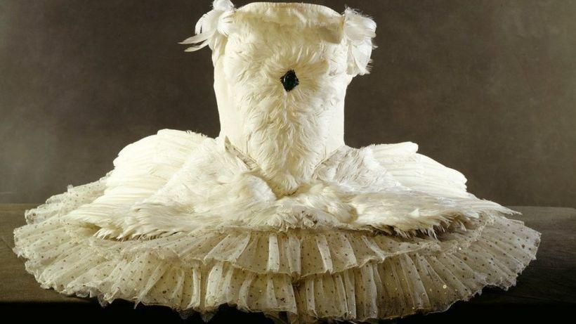 Anna Pavlova ballet dress restored in Museum of London video series