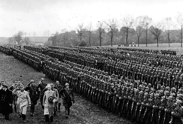 原创 波兰战役时期的波兰军队,其实并非弱不禁风,军事实力并不弱
