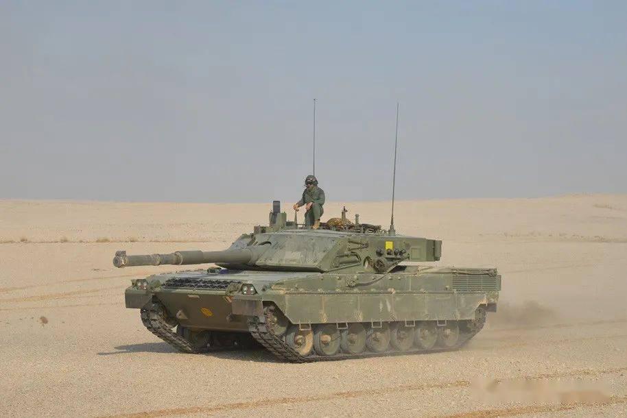 意大利人脑洞大开 利用高压空气借用坦克主炮弹射无人机