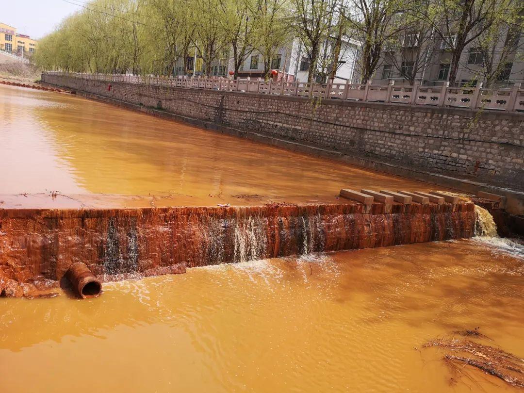学习淄博宣传部门:当一个城市的水污染被曝光后……