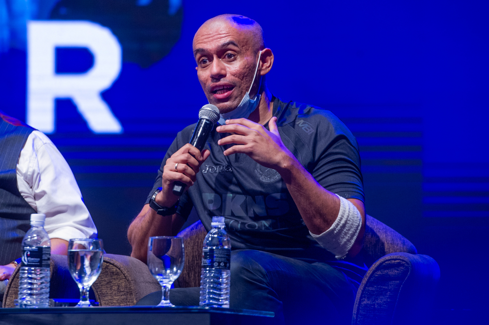 Ex-rapper Altimet joins PKR, says prodded by thoughts about children's future