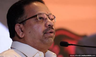 Vigneswaran defends inviting PM amid Umno-Bersatu feud
