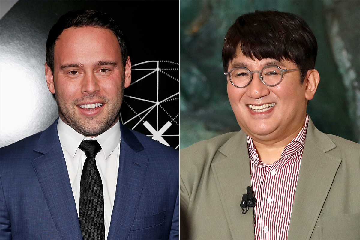 K-Pop Leader HYBE, Home of BTS, Buys Scooter Braun's Ithaca Holdings: 'Start of a New Adventure'