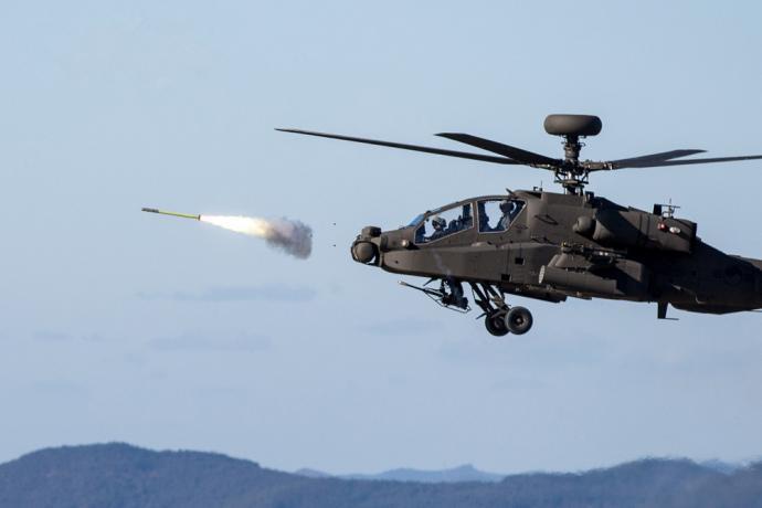 应对朝军坦克 韩增购36武装直升机