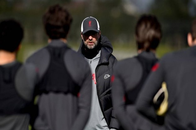 Let's go with all we have for everything: Klopp to players