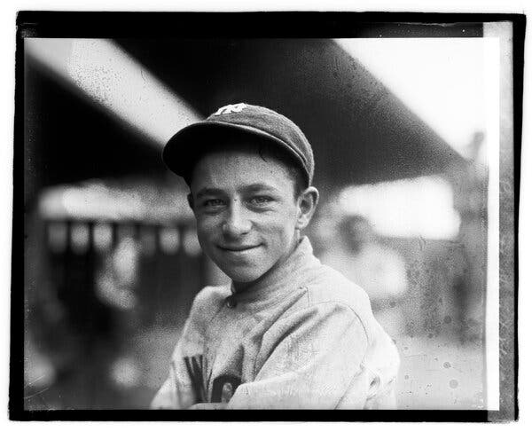 How the Yankees' Luckiest Batboy Ended Up in an Unmarked Grave