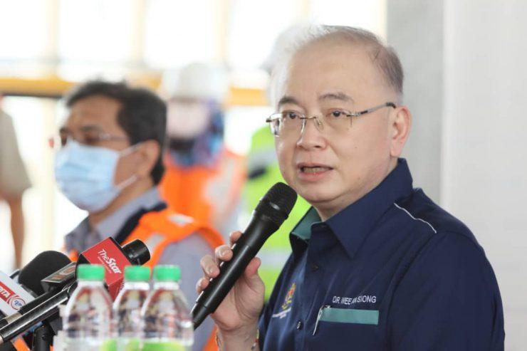 政府原则上同意重启MRT3 魏家祥:3个月时间重新探讨