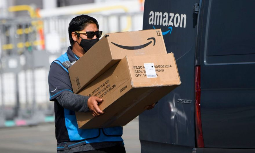 In apology, Amazon admits some drivers have to 'pee in bottles'