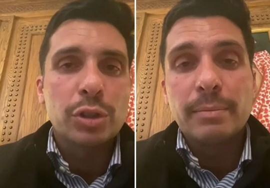约旦军方拘捕危国安人士 前王储声称被软禁
