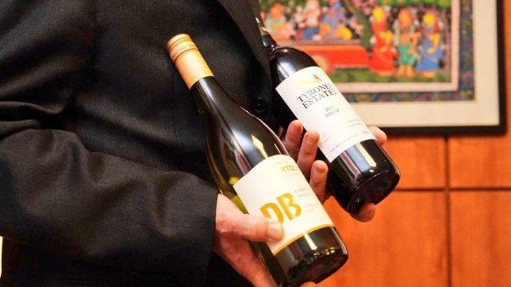 中国两个月查封3.43吨澳洲葡萄酒 华商务部称征税合法
