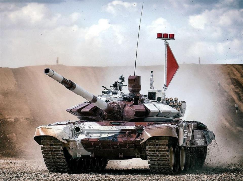 原创 出国比赛遭遇潜规则,96A坦克技压群雄,最终的名次有些让人意外