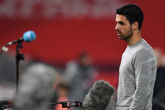 Arteta shocked as Arsenal outclassed by 'exceptional' Liverpool
