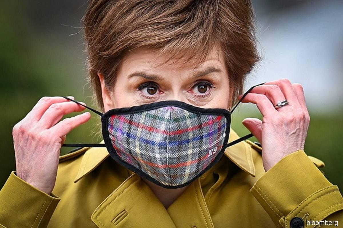 Scottish nationalists seen winning 'supermajority,' poll shows