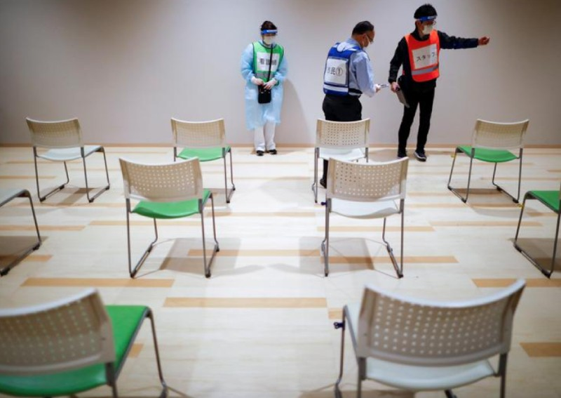 Troubling 'Eek' variant found in most Tokyo hospital Covid cases: NHK