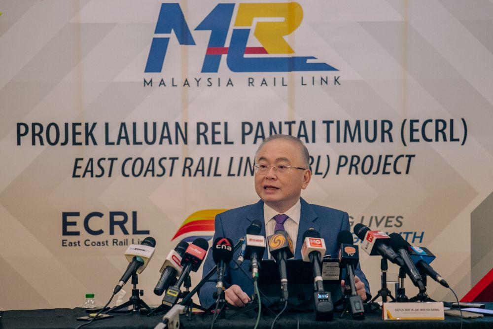 Transport minister hopes Selangor will agree to restoration of northern alignment in ECRL 3.0, says followed all due procedures