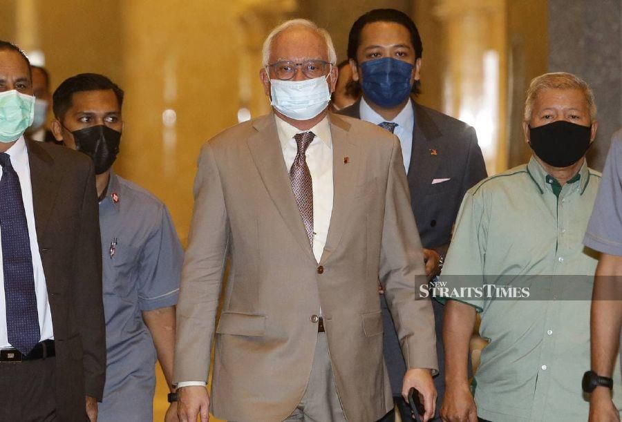 Najib accuses High Court judge of being a greenhorn not fit to handle his 'case of the century'