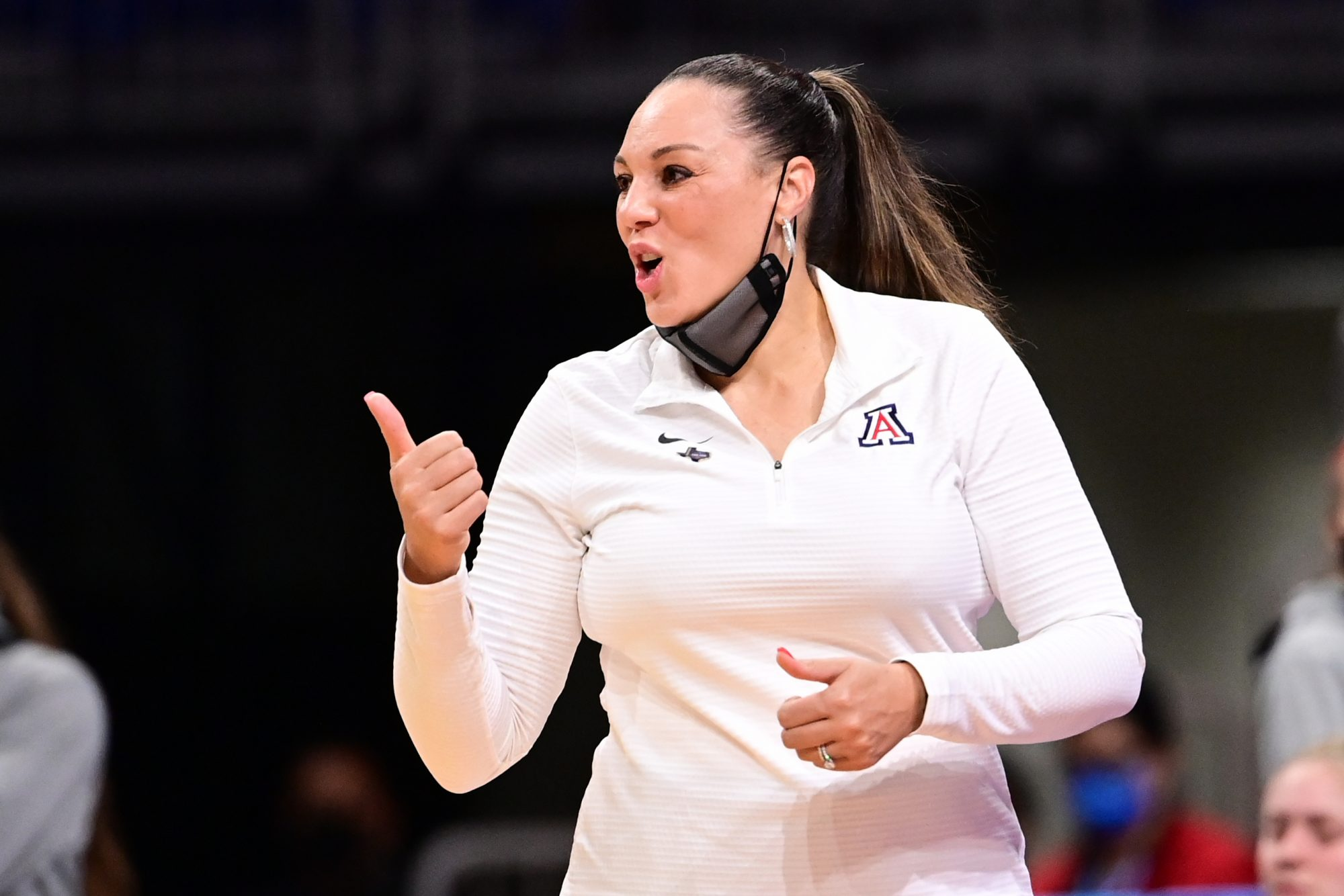 Arizona Coach Pumped Breast Milk for Her Baby During Halftime of NCAA Women's Championship Game