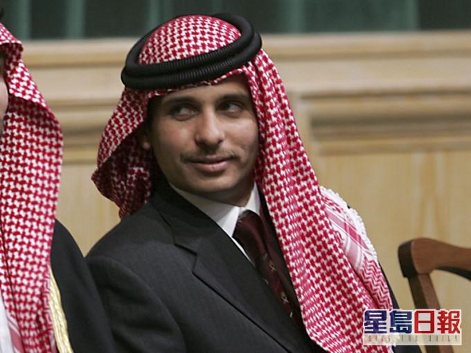 约旦官员证实哈姆扎密谋政变遭软禁