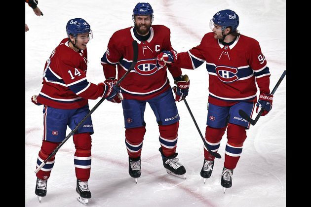 Trying to regain momentum, Canadiens host Oilers