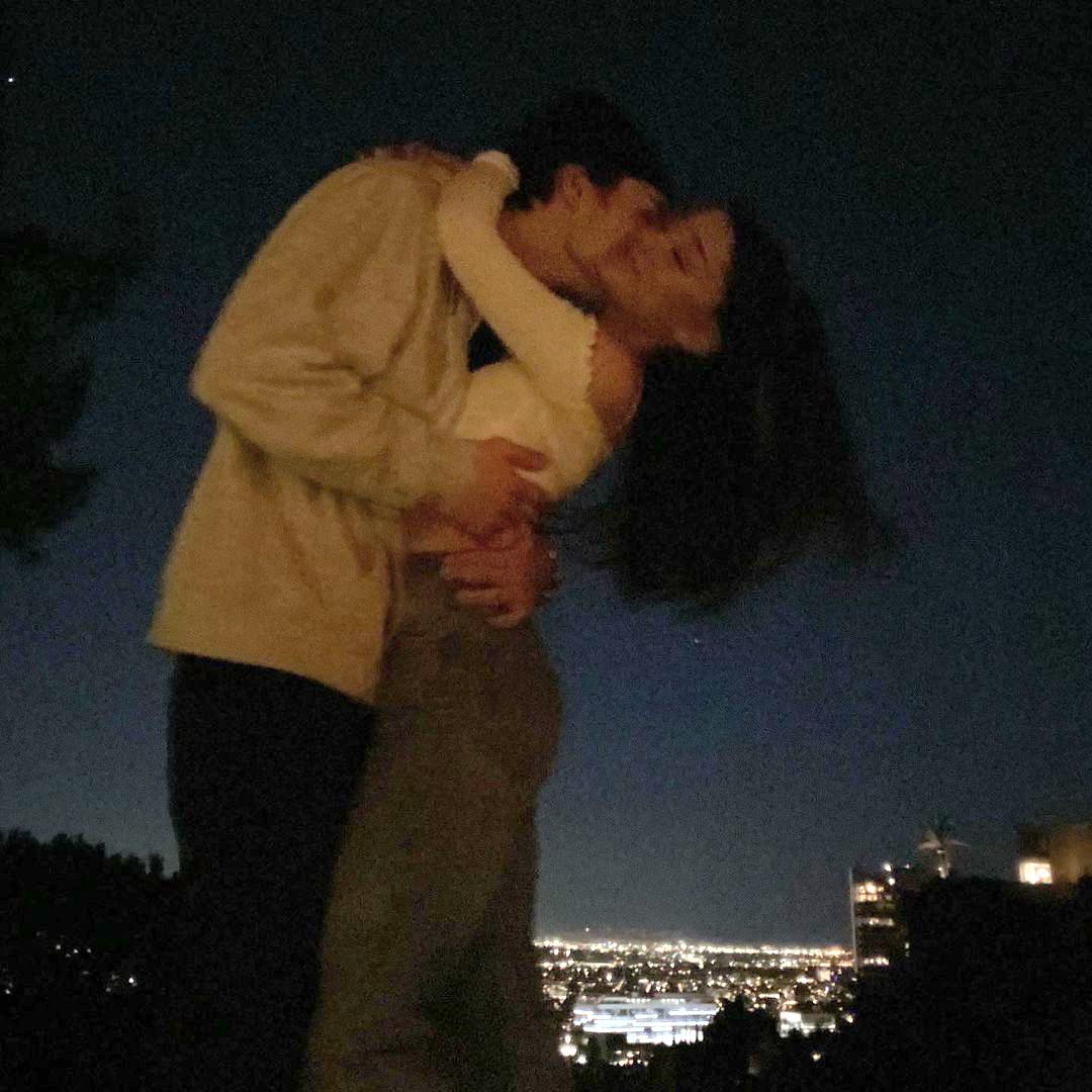 Ariana Grande Calls Fiancé Dalton Gomez 'My Heart, My Person' and Shares Trio of Romantic Photos