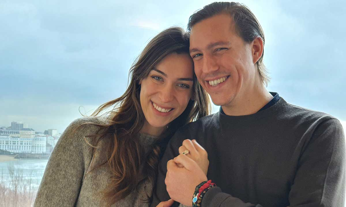 Prince Louis of Luxembourg announces engagement with sweet new photos