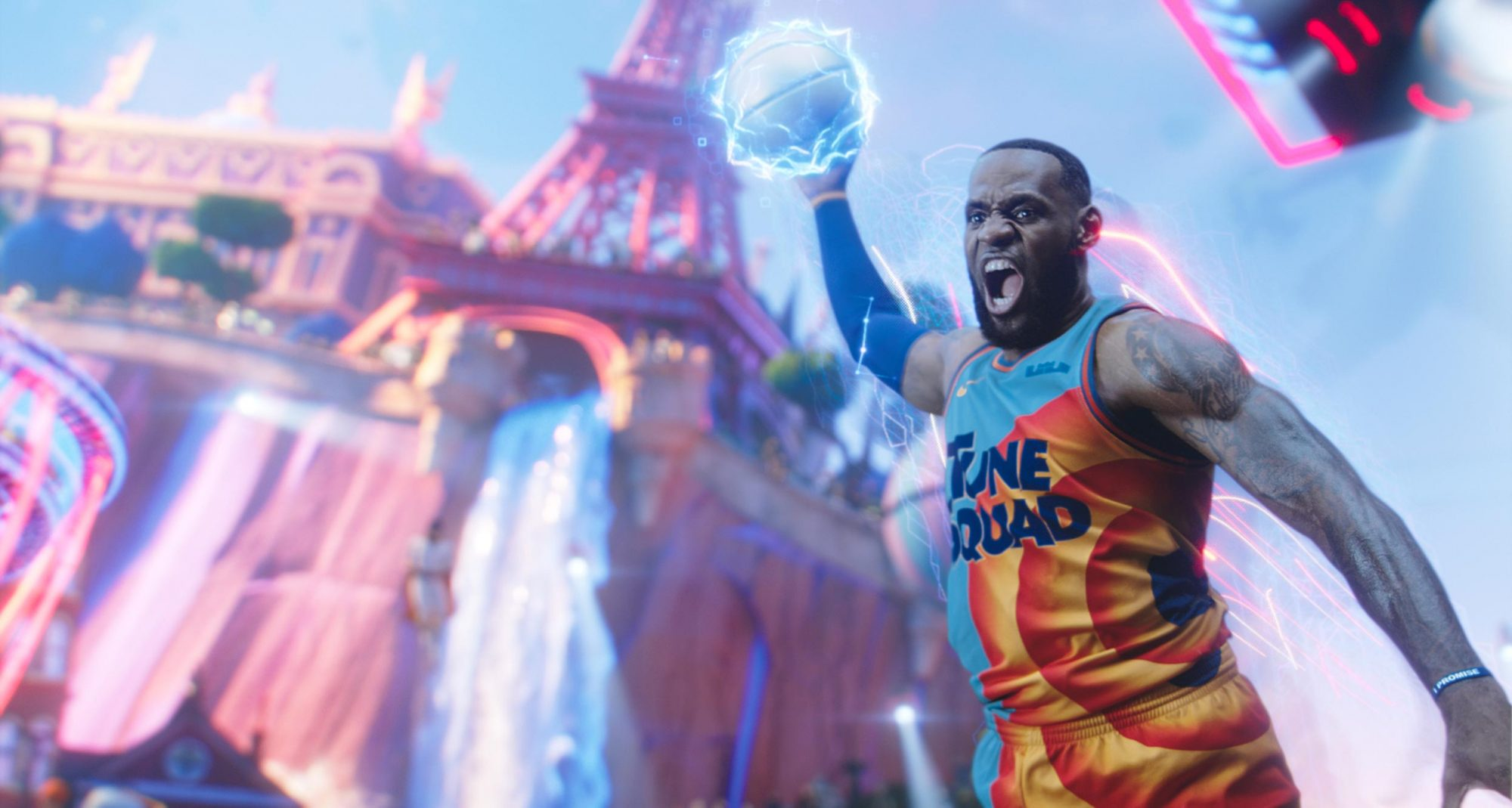 Welcome to the first Space Jam: A New Legacy trailer