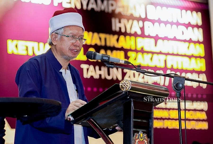 Zakat fitrah in Federal Territories fixed at RM5