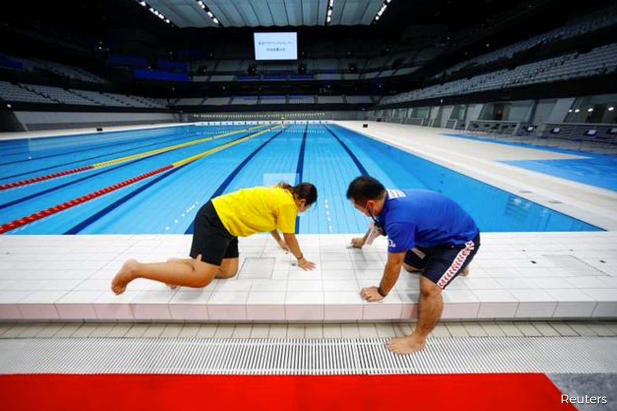 Tokyo organisers to cancel water polo test event — NHK