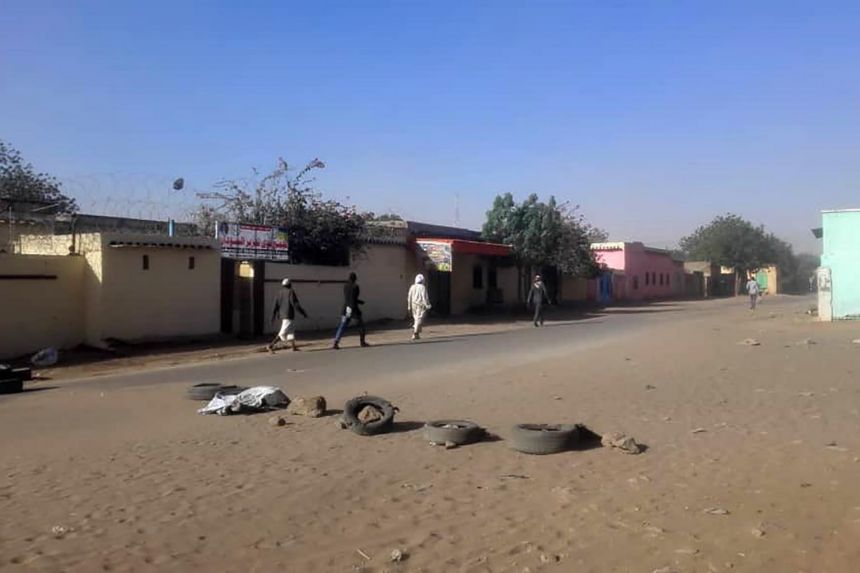 Death toll from clashes in Sudan's West Darfur climbs to 50