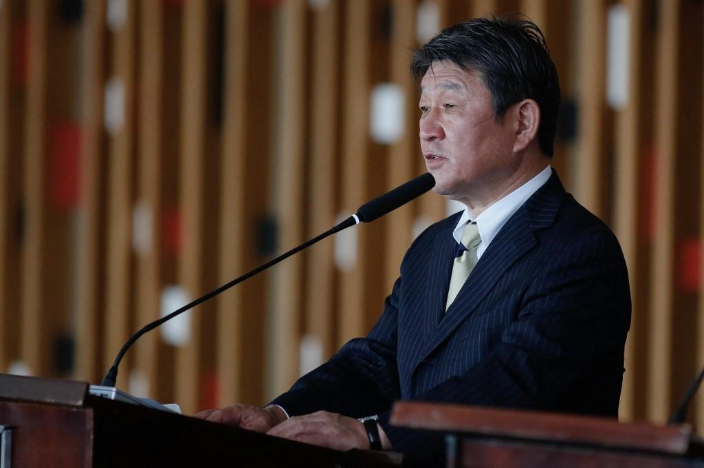 Japan urges China to address issues over Uyghurs, Senkakus