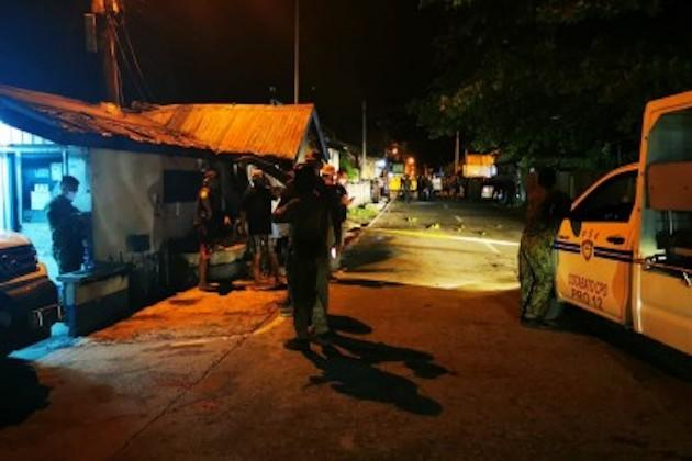 Philippine police hunt two people over fatal blast on Holy Thursday