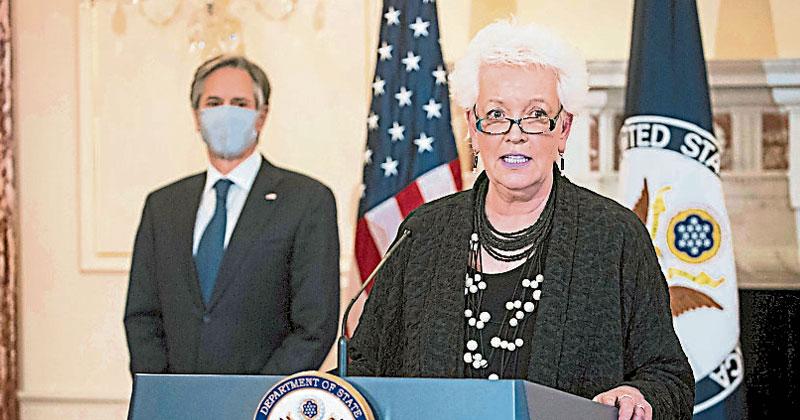 开展全球疫苗外交 美任命疫情协调员