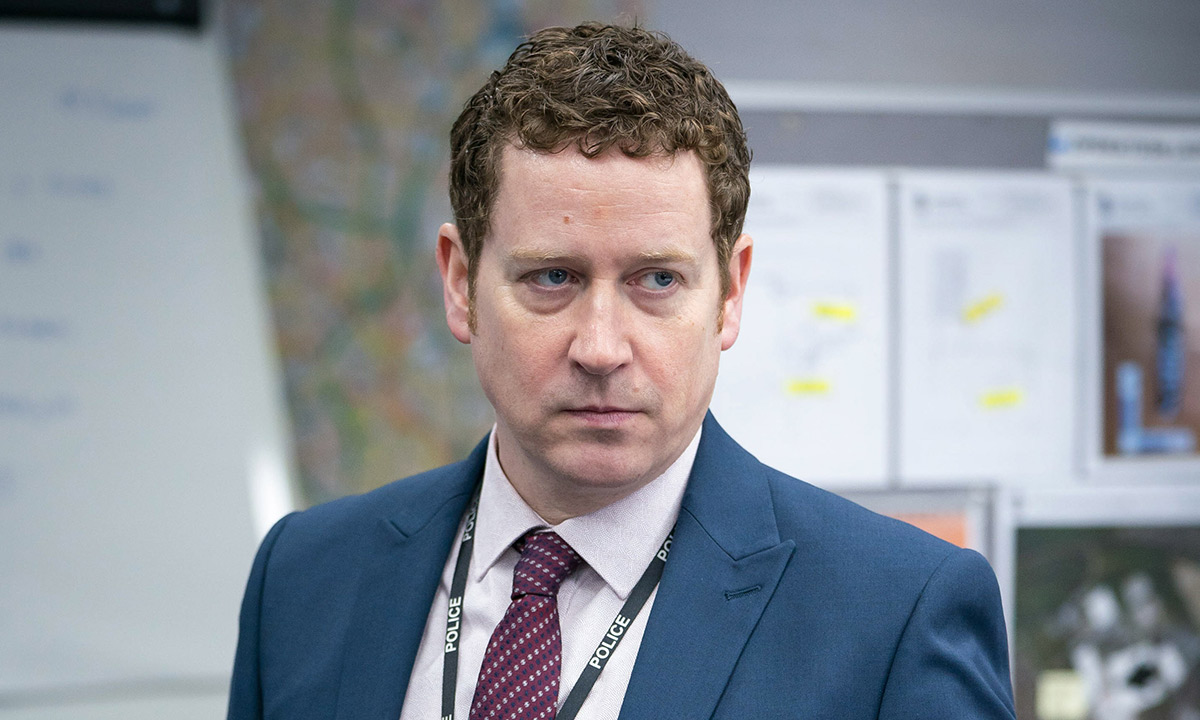 Line of Duty viewers have intriguing new theory on Ian Buckells