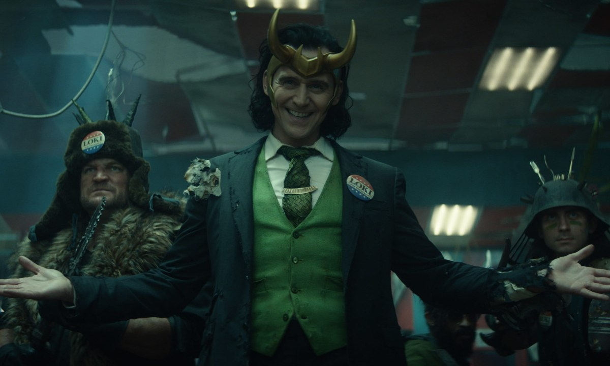 Viewers spot major moment in Tom Hiddleston's new show Loki