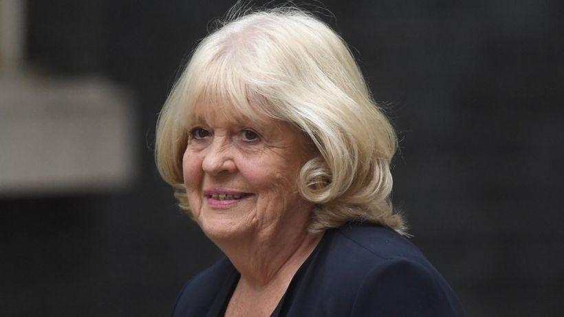 Tory MP Dame Cheryl Gillan dies after long illness