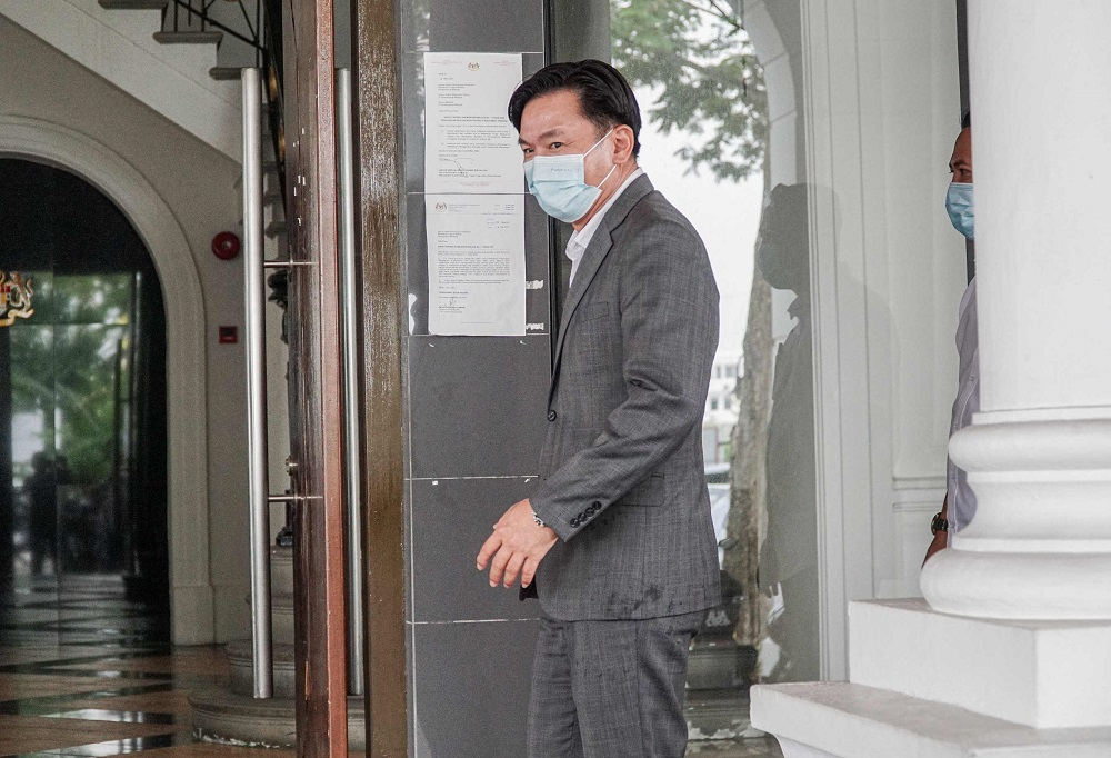 Indonesian embassy staff says no signs maid was guided during call alleging rape by assemblyman Paul Yong