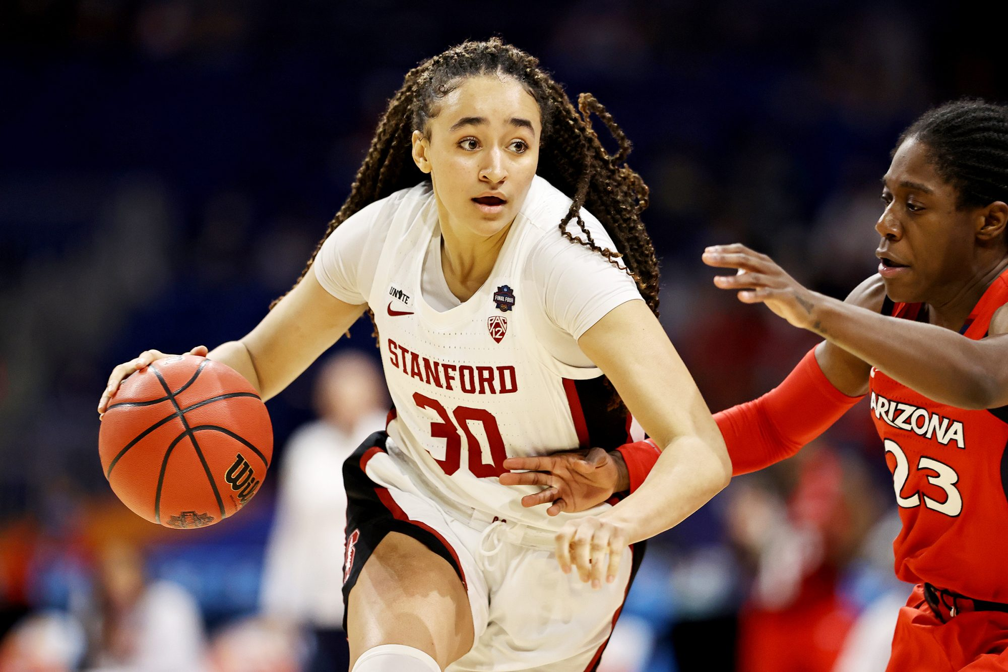 Stanford's Haley Jones 'Still on a High' After Winning NCAA Basketball Championship: 'No Sleep'