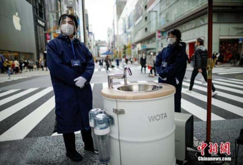 变异新冠病毒或主导日本第四波疫情 六城启动新措施