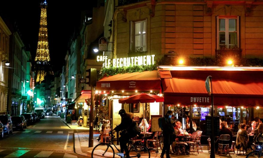Inquiry in France over 'clandestine' dinners that defy Covid-19 restrictions