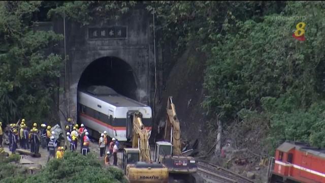 【台铁脱轨事故】台湾运输安全调查委员会将公布调查数据和资料