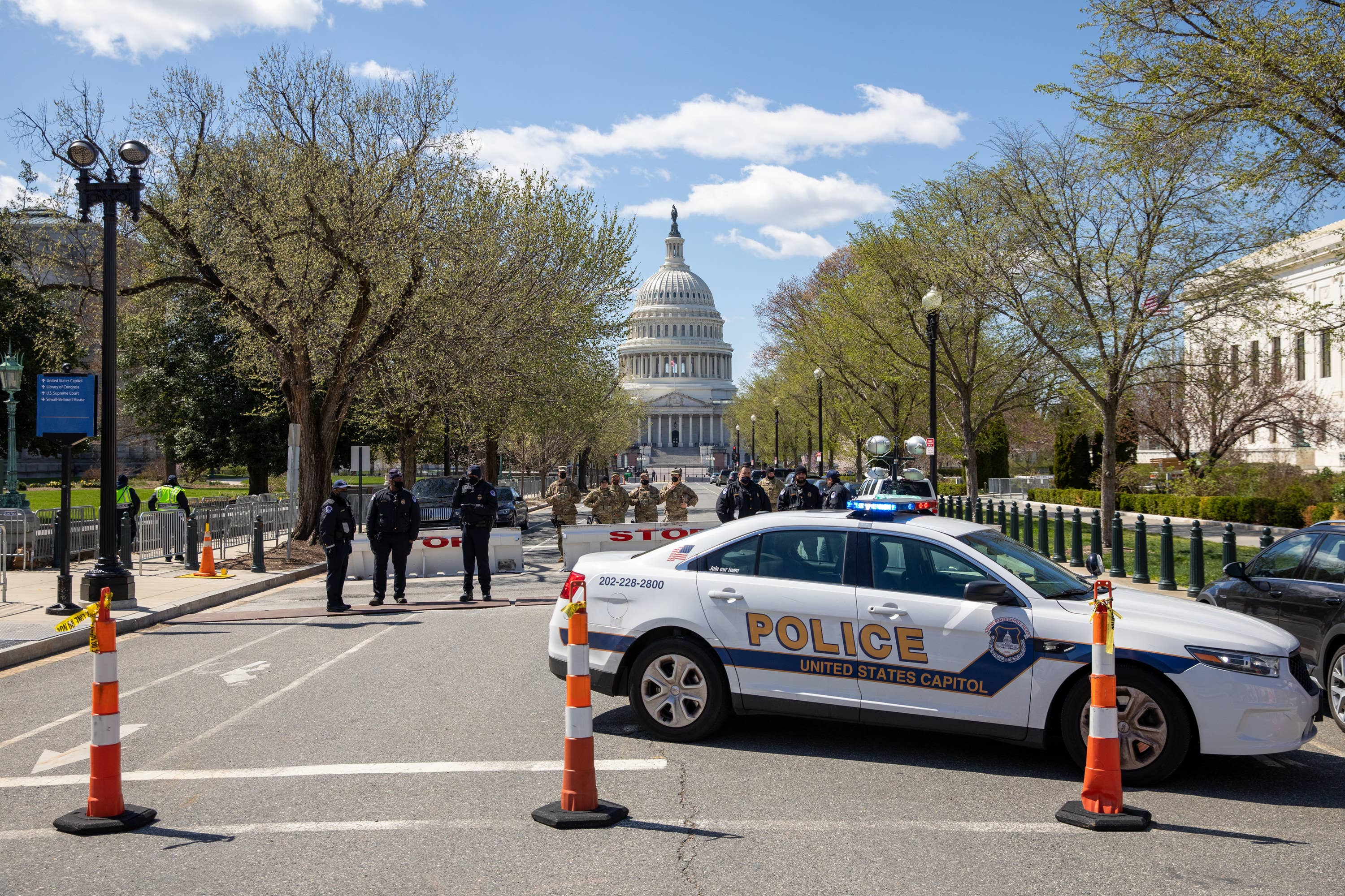 The Capitol Police Officer Killed In A Car Attack Will Lie In Honor In The Rotunda