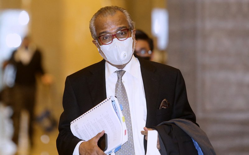 Shafee goes 'silent' for over an hour during SRC appeal