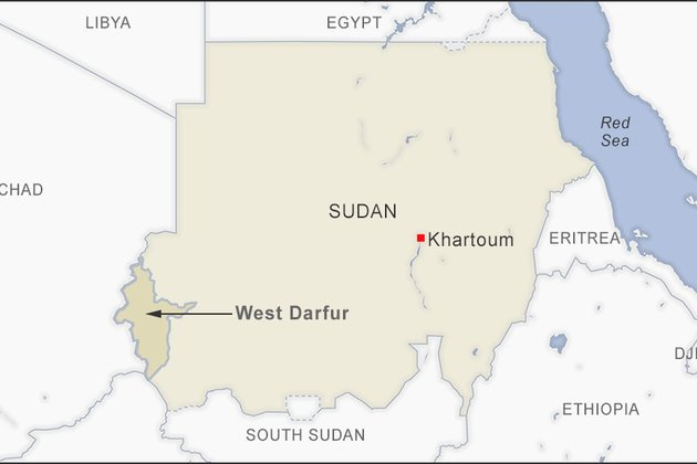 Tribal Clashes Kill More Than 50 in Sudan's West Darfur State