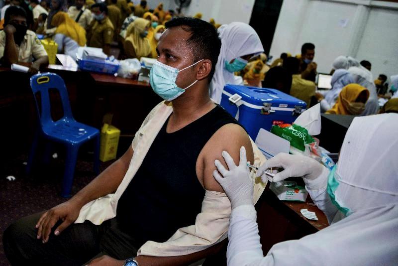 印尼发现更强的新变种冠病病毒