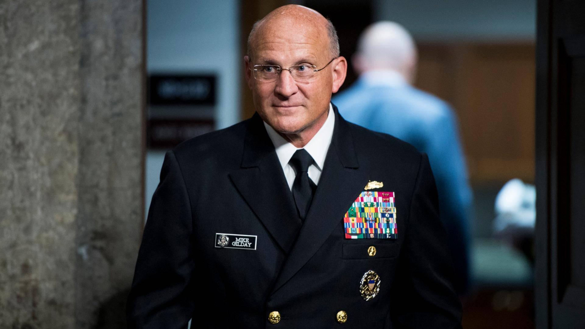美海军作战部长回应国会议员对舰队计划的批评:欢迎讨论