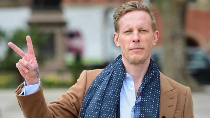 Laurence Fox sued for libel over 'paedophile' comments