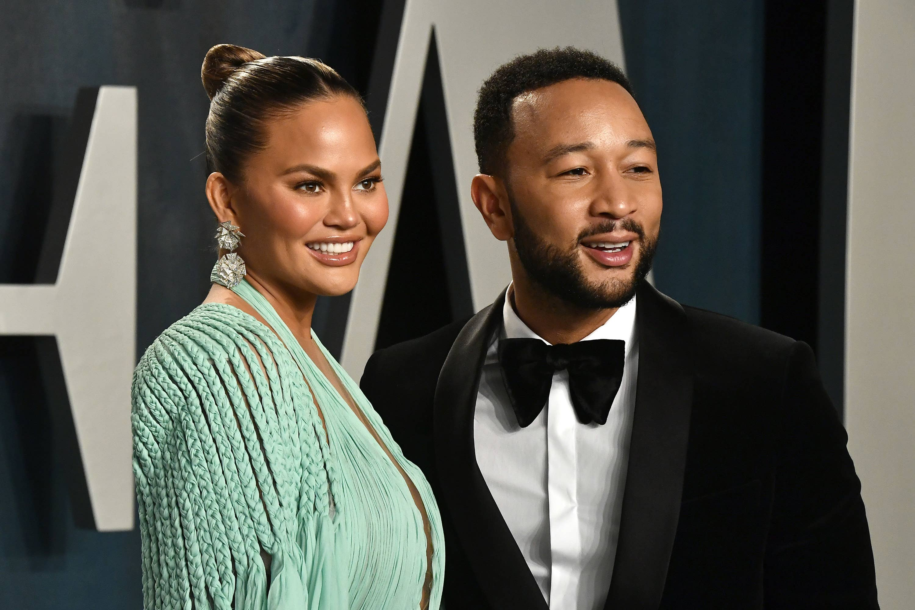 """Chrissy Teigen Explained How She And John Legend Are Teaching 2-Year-Old Miles There's """"No Right Way To Be A Man"""""""