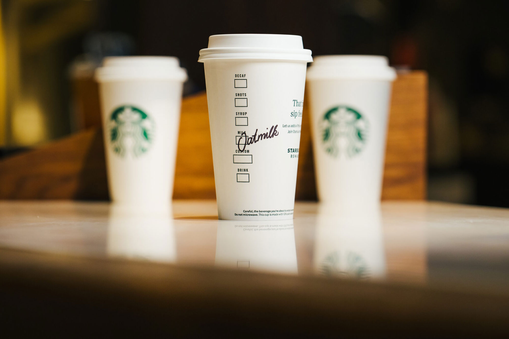 Starbucks Is Experiencing Oatmilk Shortages After Adding It to Menus Nationwide