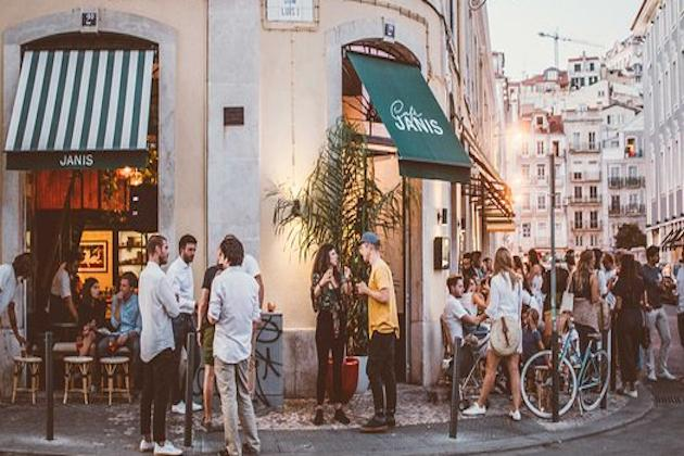 Small businesses opening in Lisbon as Covid infections fall