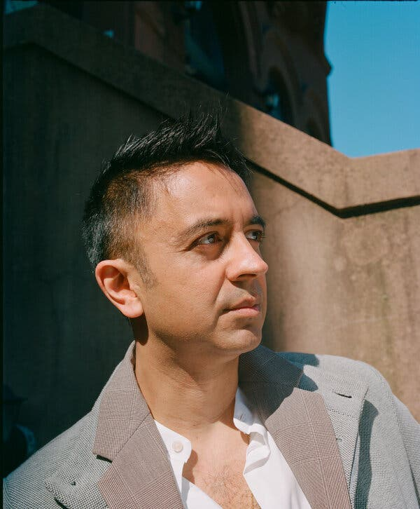 Vijay Iyer's New Trio Is a Natural Fit. Its Album Is 'Uneasy.'